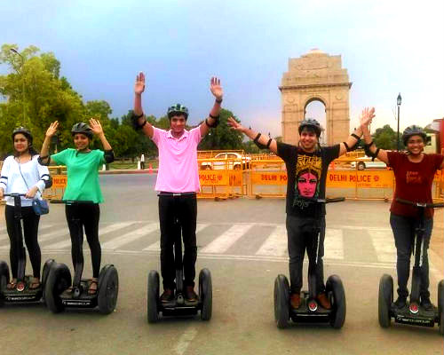 Fun with Segway