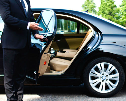 Luxury pickup & drop