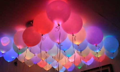 Balloon Surprise - Balloon Decoration at home in Delhi for ...