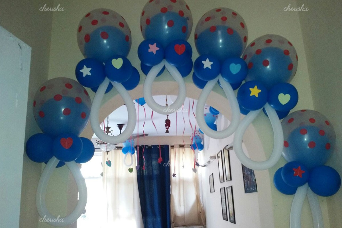 Decorate Home for a Baby Shower Event