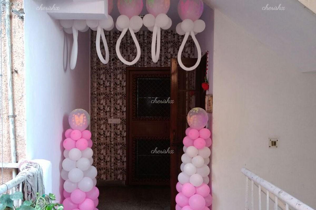 Baby Theme Decorations