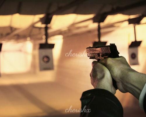 Shooting fun