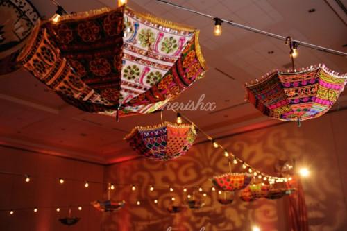 Specially Rajasthani Umbrella Decoration in Delhi, Gurgaon, Noida, NCR