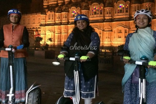 Segway night tour