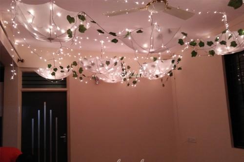 Beautiful Umbrella Decoration for your Room in Delhi, Gurgaon, Noida, NCR