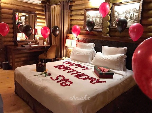 Image - Romantic decorations for hotel rooms ...