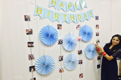 Birthday/Anniversary surprise