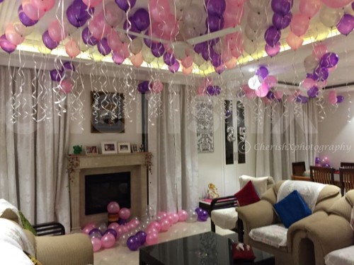 Celebrate your Anniversary with Balloon Decoration in Bangalore