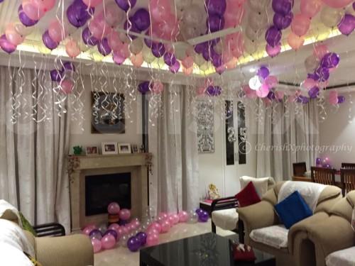 Balloon Decorations Birthday Decoration Ideas In Delhi Ncr Cherishx