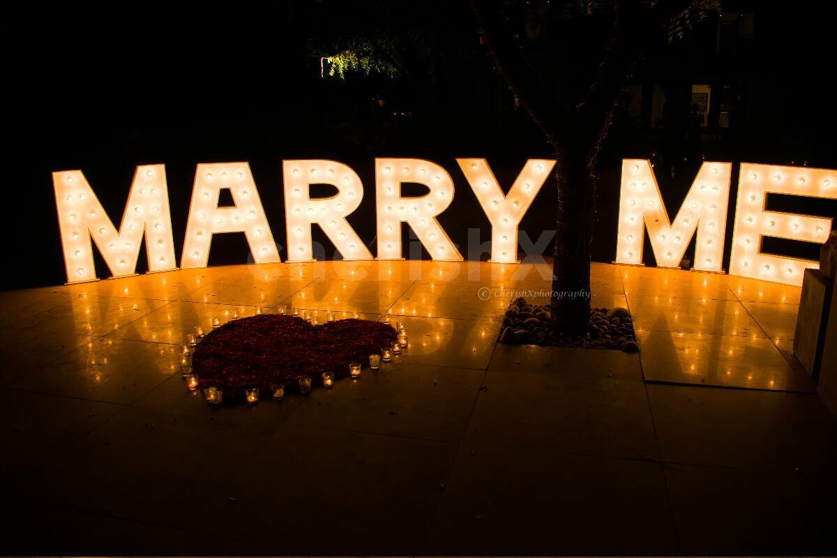 Dreamy Proposal