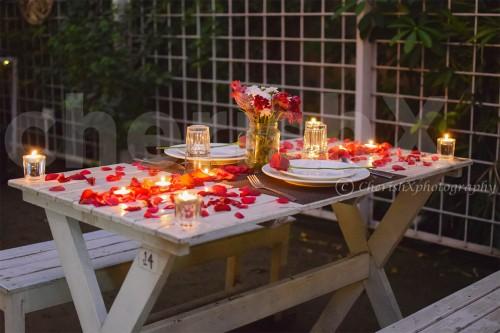 Garden Candlelight