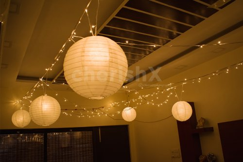Light up your room with Lantern Decoration to surprise your boyfriend, girlfriend or husband, wife.