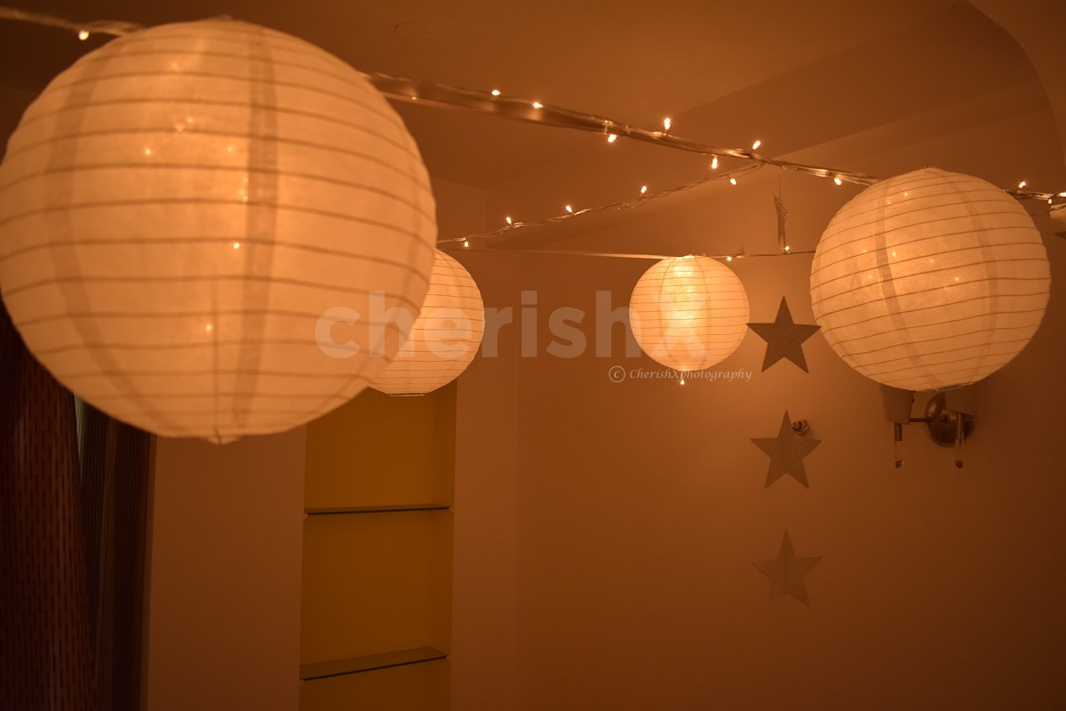 Lantern Room Decoration to surprise your loved ones.