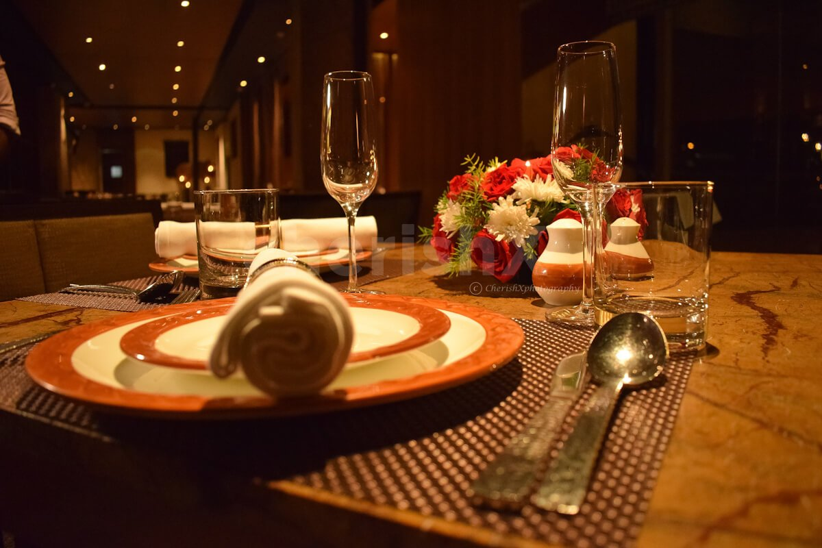 Enchanting Candlelight Dining by Lalit
