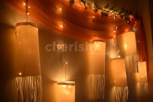 Wall Lantern Decoration