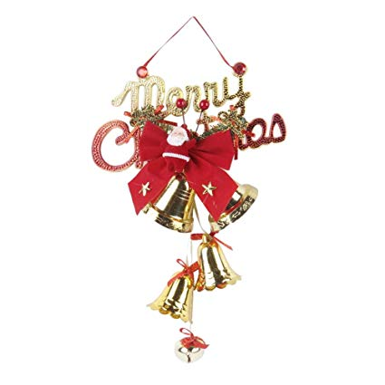 Merry Christmas Bell Hanging