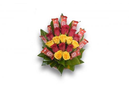 A Chocolatey bouquet