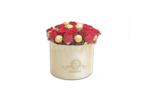 Rose-Rocher bucket
