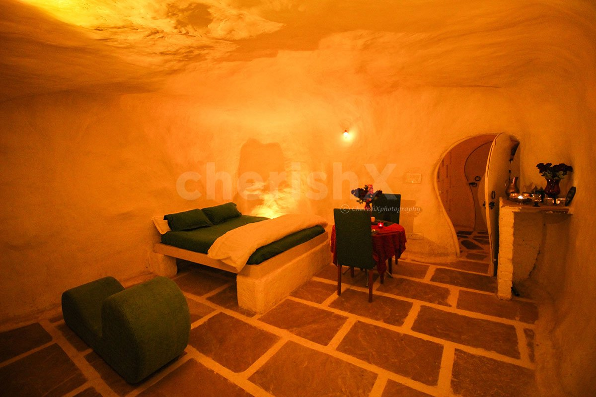 Romantic Cave Experience
