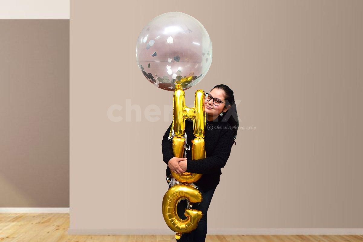 Hug Me Balloon
