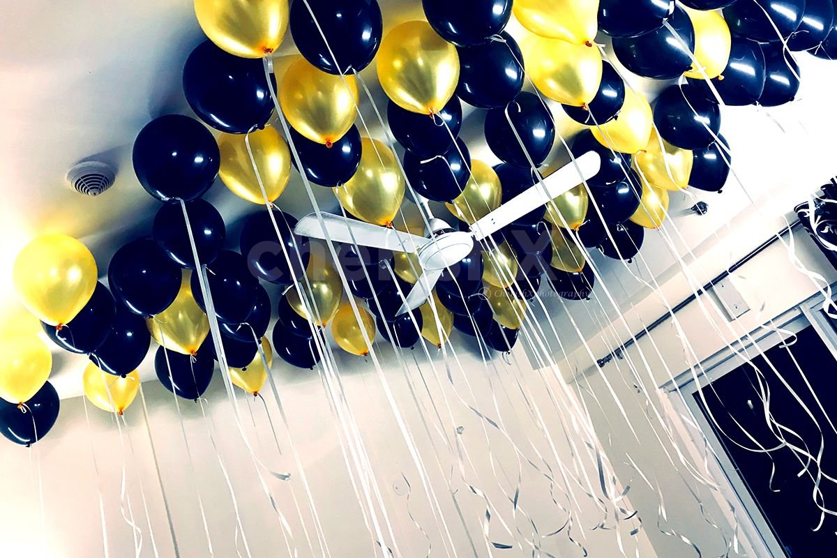 Birthday balloons for your room