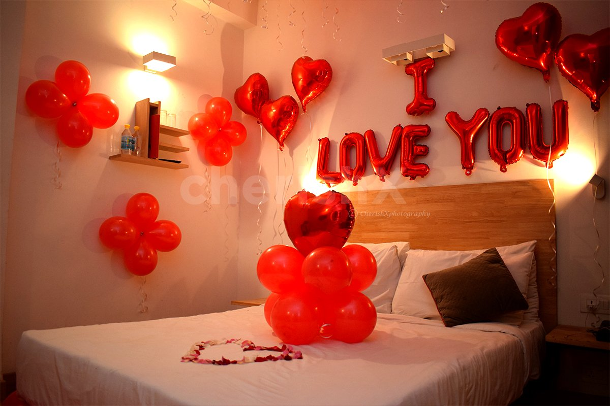 Romantic Surprise in Noida