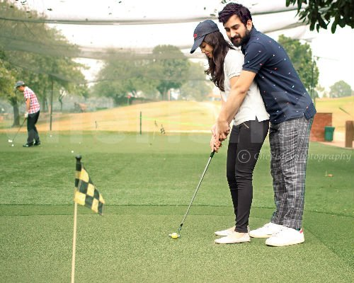 Fun Golf Session
