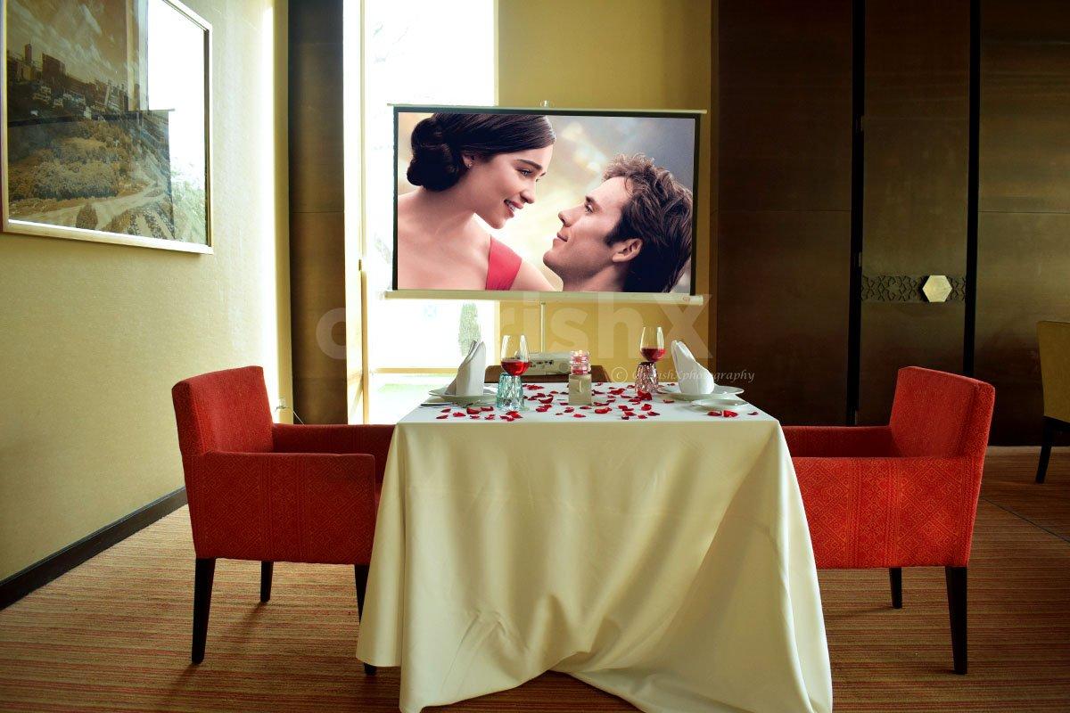 Private Movie & Dinner by Hyatt