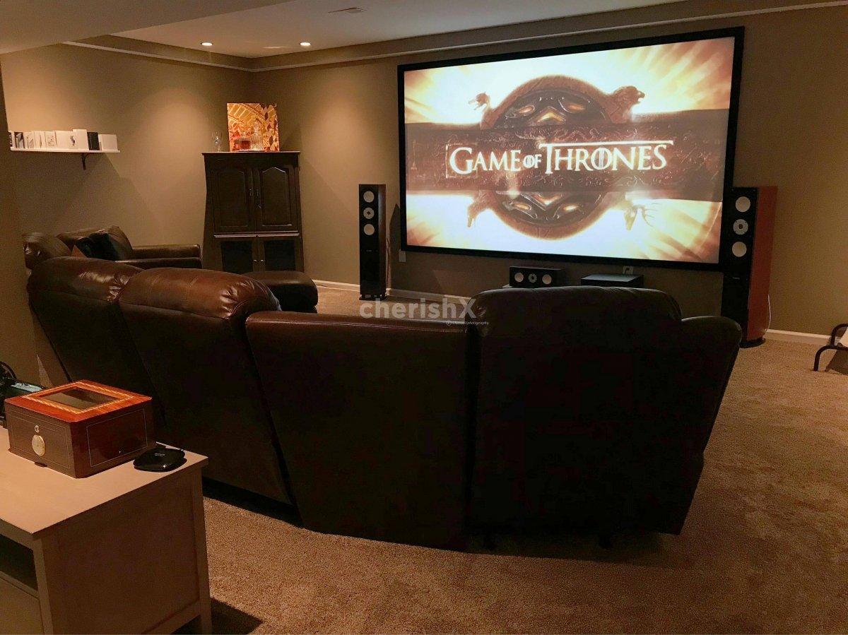 Movie Screening at Home