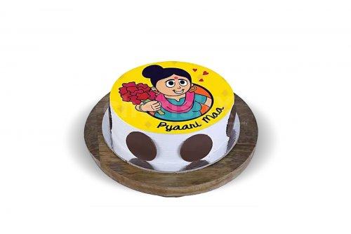 Pyaari Maa Designer Cake