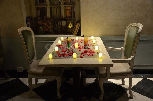 3-Course Indoor Candlelight Dinner