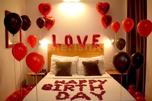 Romantic Room Decoration