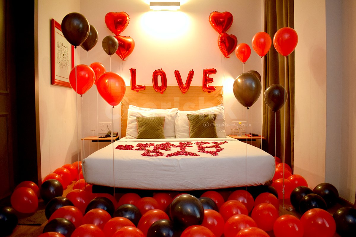 Romantic Room Decor