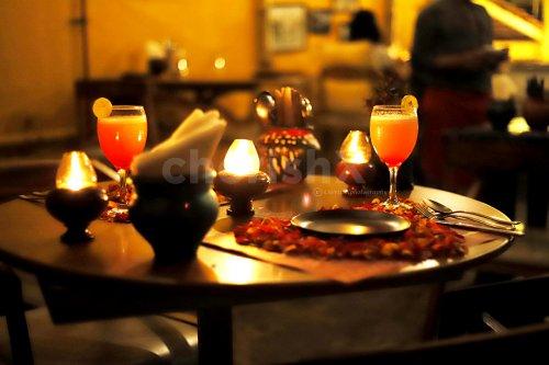 Chavadi Rooftop Dinner