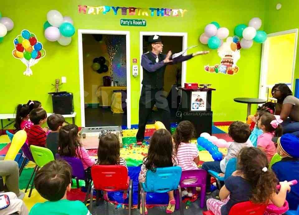 Magician for Kids