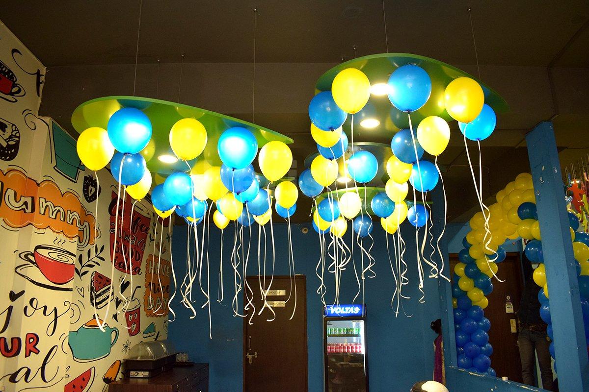 Minion Theme Birthday Decor