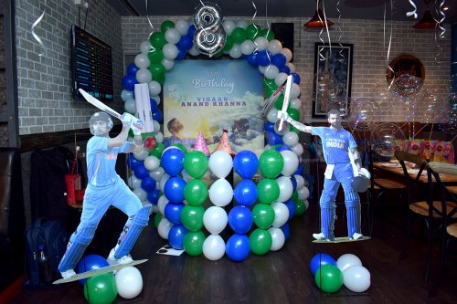 Cricket Theme Decor For Kids