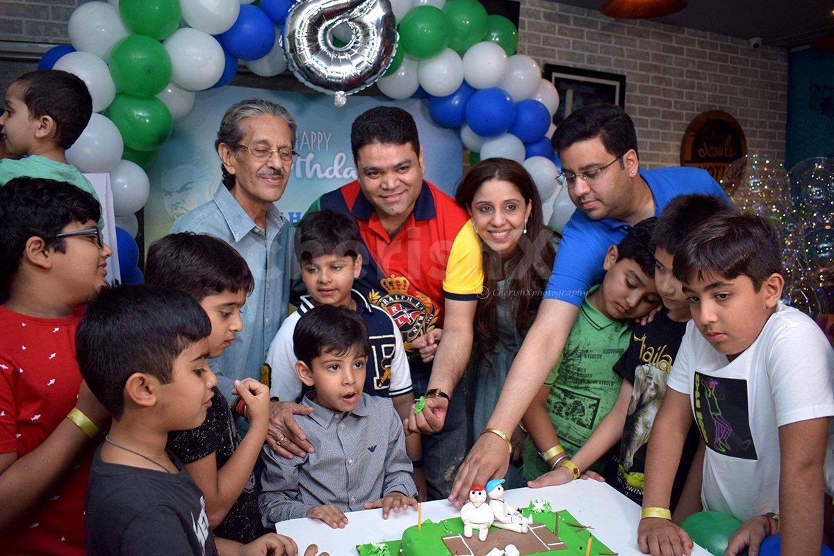Cricket Theme Decor For Kids