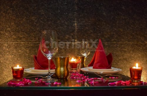 Captivating Candlelight Dining