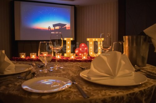 Book a Private Dining Experience for a couple at Radisson, Udyog Vihar