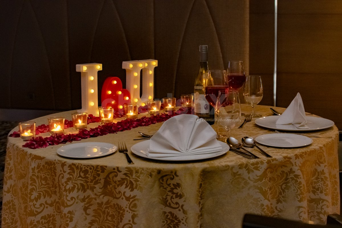 Private Candlelight Dinner Restaurant in Gurgaon