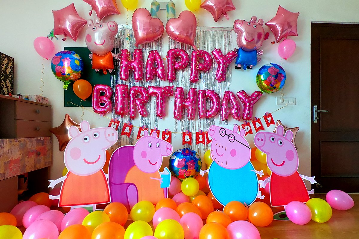 Peppa Pig Decor