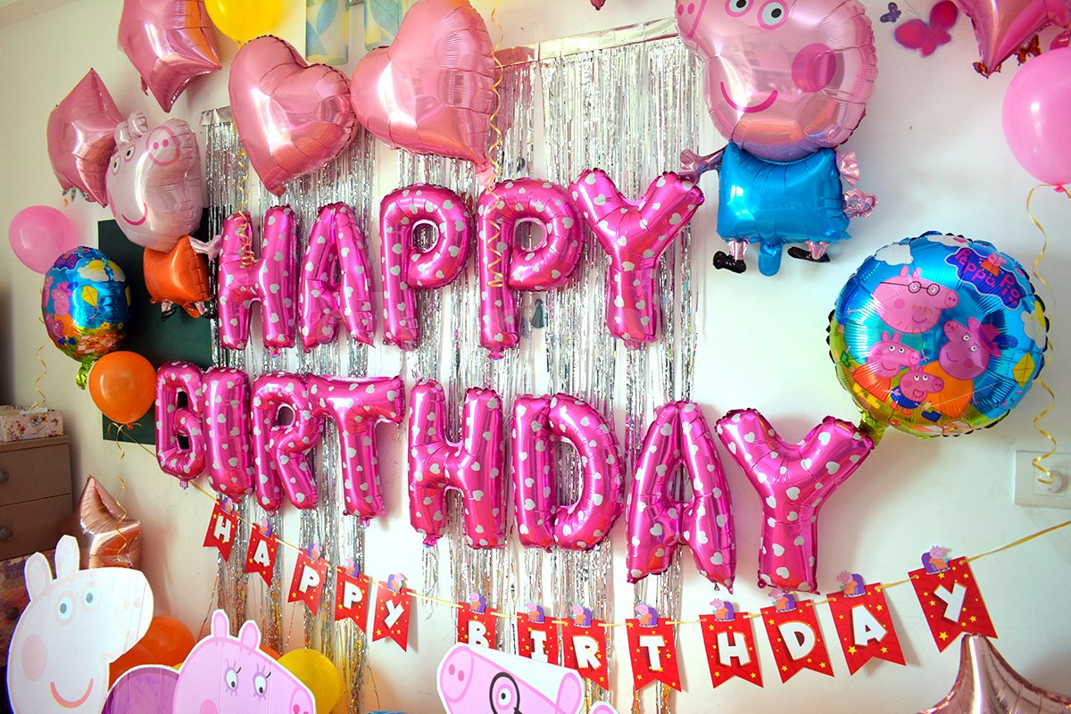 Peppa Pig Party Supplies and Decorations