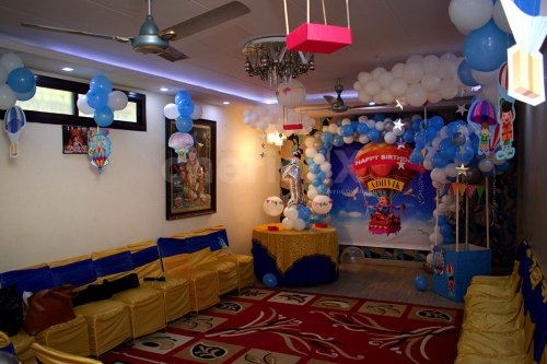 You can surprise your kid on his birthday with this Adorable Up look-alike Birthday Room Decor.