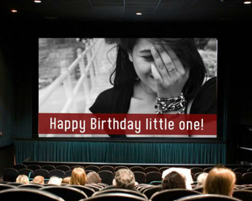 Personalised Movie