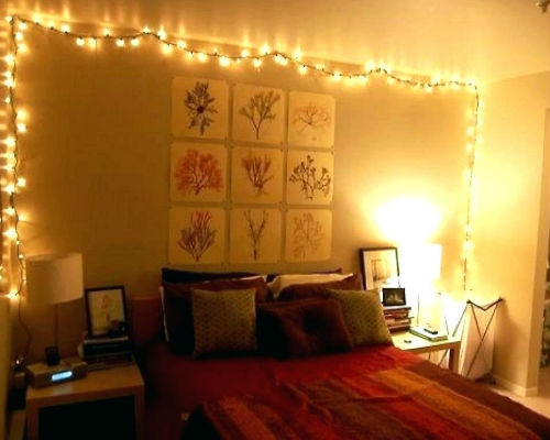 Add fairy lights