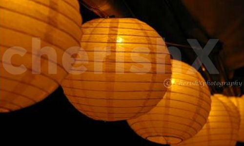 Add paper lanterns