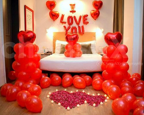 Balloons Decoration