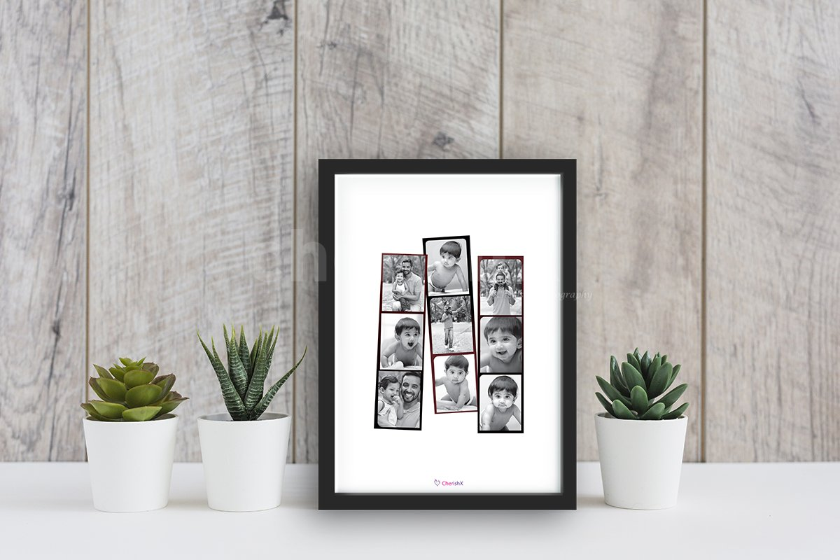 Film Strips Photo Frame
