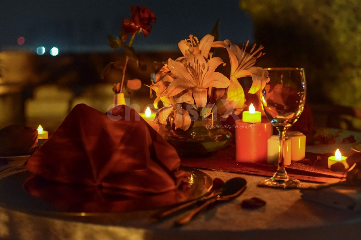 Poolside Candlelight Dinner By Radisson
